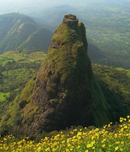 File photo of Kalavantin Durg from Wikipedia